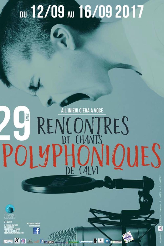 Rencontres polyphoniques de calvi 2018